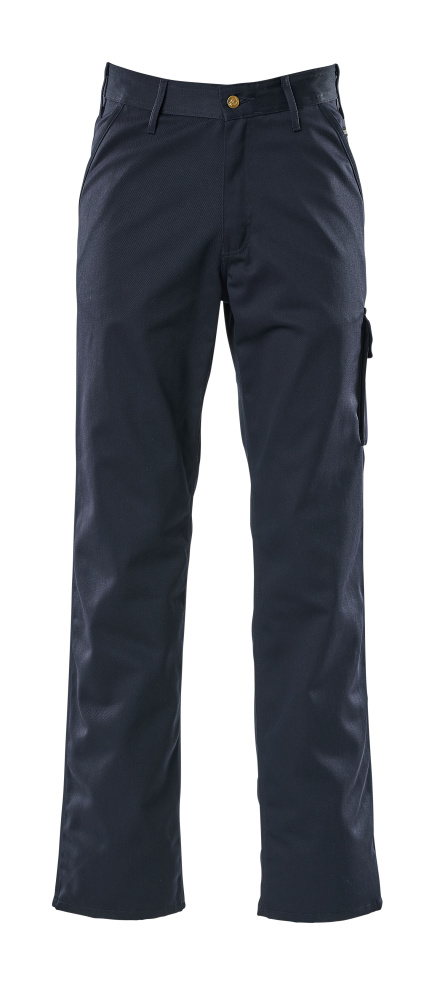 00299-430-01 Trousers with thigh pockets - navy