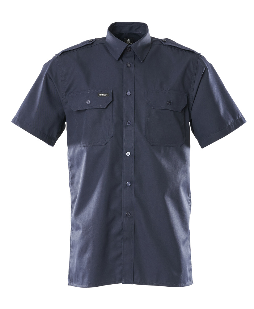 00503-230-01 Shirt, short-sleeved - navy