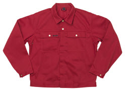 00509-430-02 Jacket - red