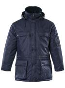 00510-620-01 Parka Jacket - navy