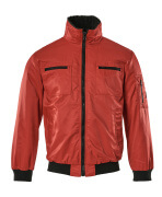 00516-620-02 Pilot Jacket - red