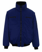 00520-620-11 Pilot Jacket - royal
