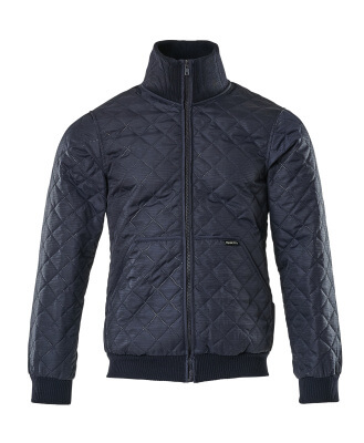 00525-590-01 Thermal Jacket - navy