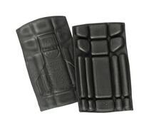 00718-100-08 Kneepads - grey-flecked
