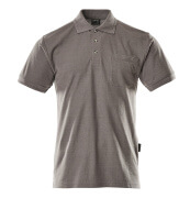 00783-260-888 Polo Shirt with chest pocket - anthracite
