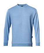 00784-280-A55 Sweatshirt - light blue