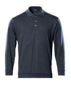 00785-280-010 Polo Sweatshirt - dark navy