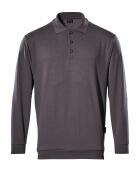 00785-280-888 Polo Sweatshirt - anthracite