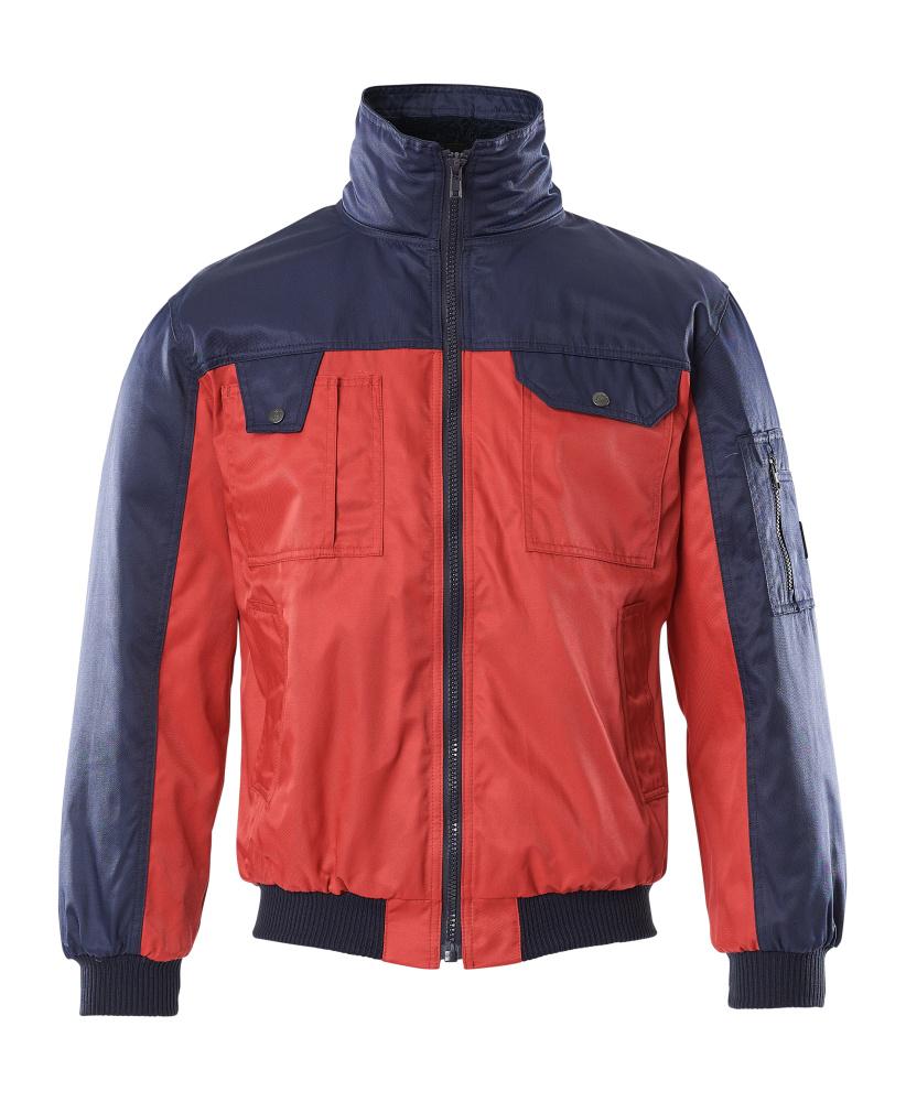 00922-620-21 Pilot Jacket - red/navy