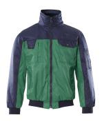 00922-620-31 Pilot Jacket - green/navy