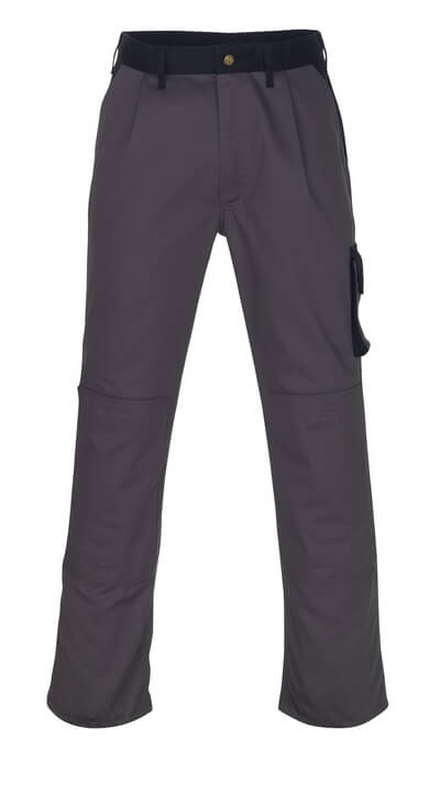 00979-430-111 Trousers with kneepad pockets - navy/royal