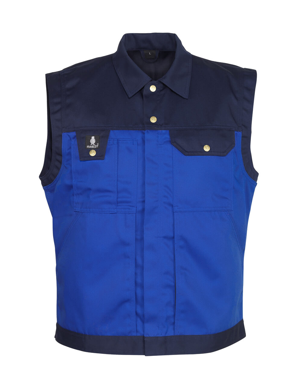 00990-430-1101 Gilet - royal/navy
