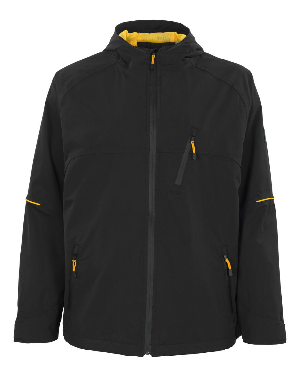 05003-127-09 Outer Shell Jacket - black