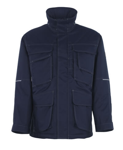 05030-025-01 Parka Jacket - navy