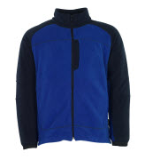 06042-137-1101 Fleece Jacket - royal/navy