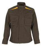 06109-010-19 Jacket - dark olive