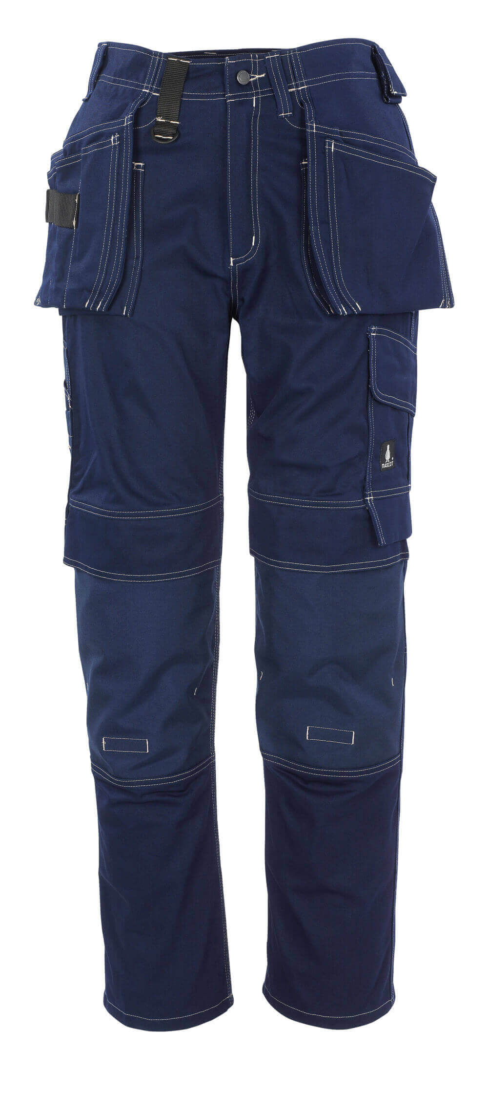 06131-630-01 Trousers with holster pockets - navy