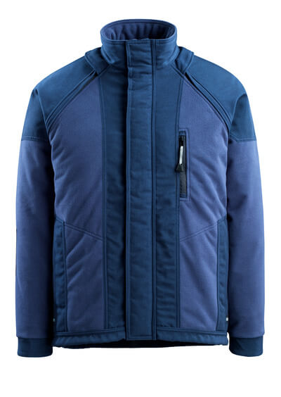 06142-147-01 Fleece Jacket - navy