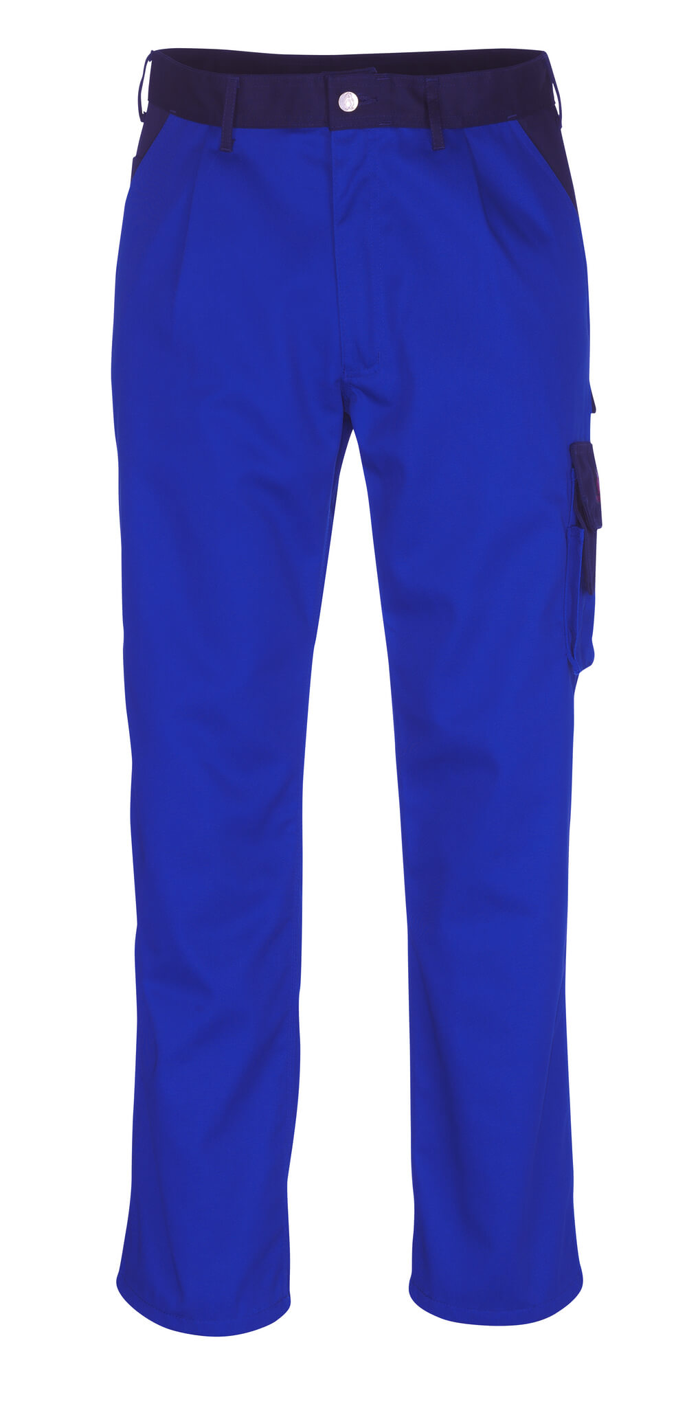 06279-430-1101 Trousers with thigh pockets - royal/navy
