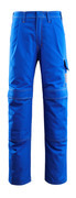06679-135-11 Trousers with kneepad pockets - royal