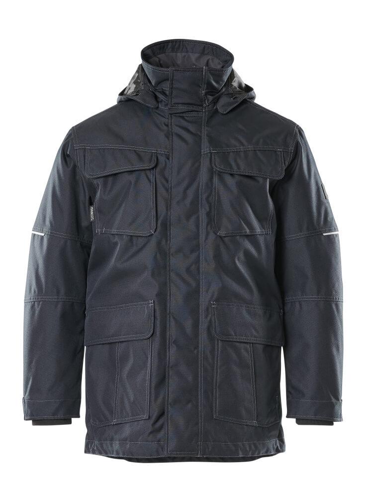 10010-194-010 Parka Jacket - dark navy