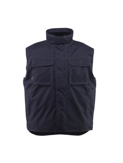 10054-194-010 Winter Gilet - dark navy