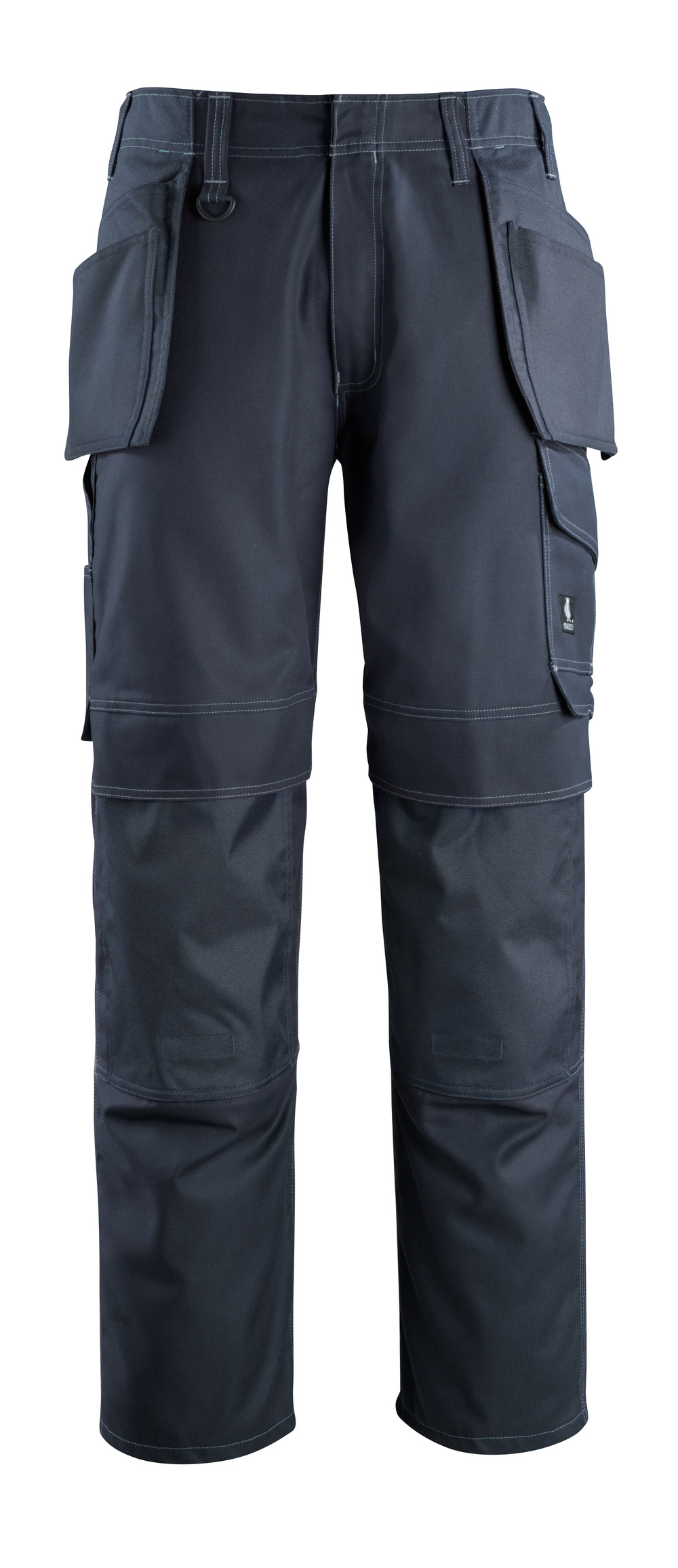 10131-154-010 Trousers with kneepad pockets and holster pockets - dark navy