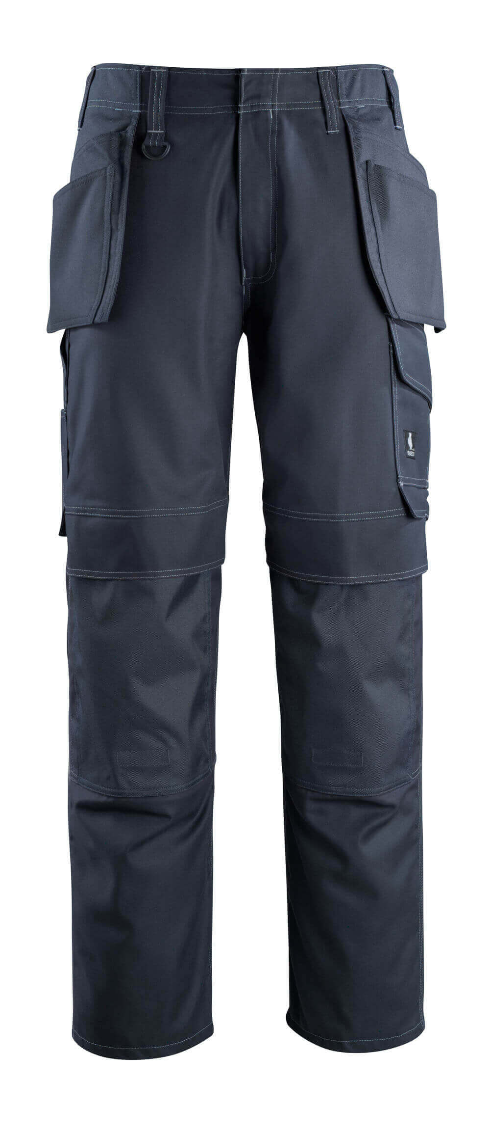 10131-154-010 Trousers with holster pockets - dark navy
