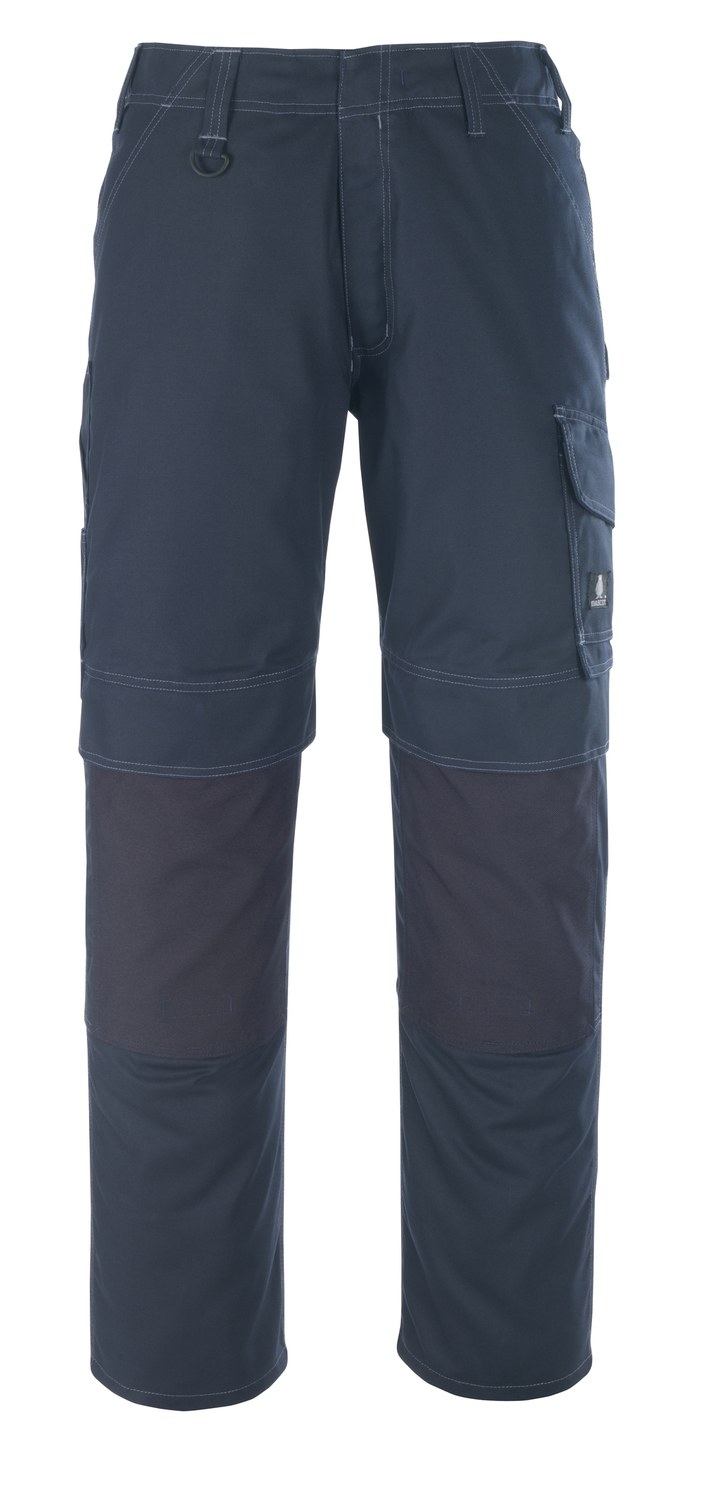 10179-154-010 Trousers with kneepad pockets - dark navy