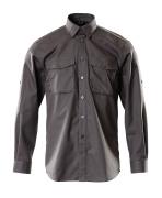 12004-530-18 Shirt - dark anthracite