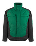 12009-203-0309 Jacket - green/black