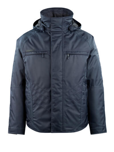 12135-211-010 Winter Jacket - dark navy