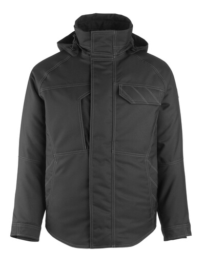13035-025-09 Winter Jacket - black