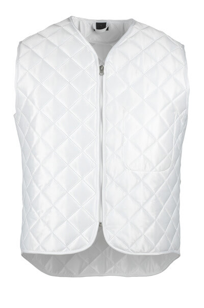 13548-707-06 Thermal Gilet - white
