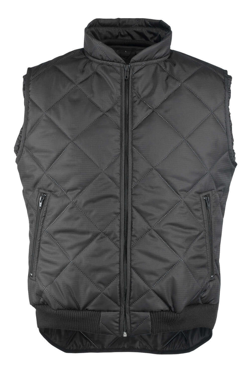 13565-905-09 Thermal Gilet - black