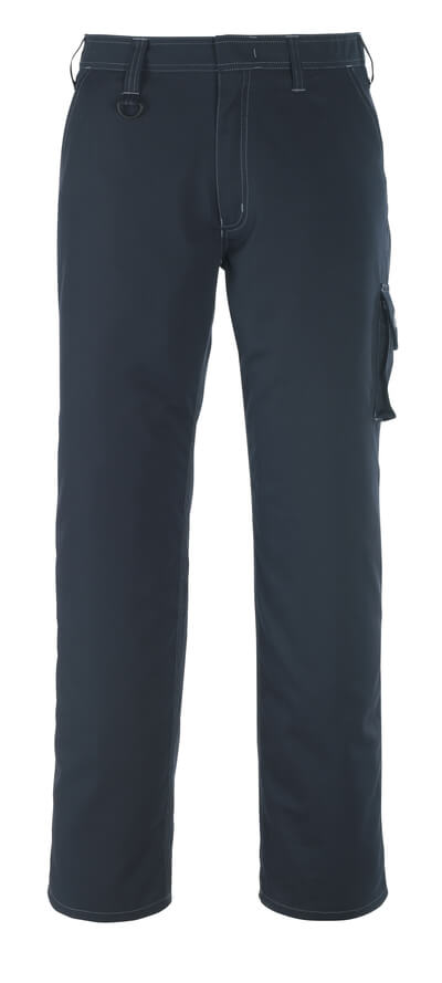 13579-442-010 Trousers with thigh pockets - dark navy