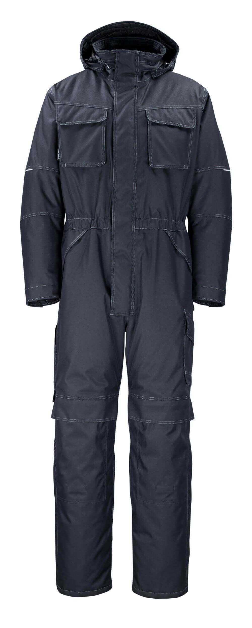 14119-194-010 Winter Boilersuit - dark navy