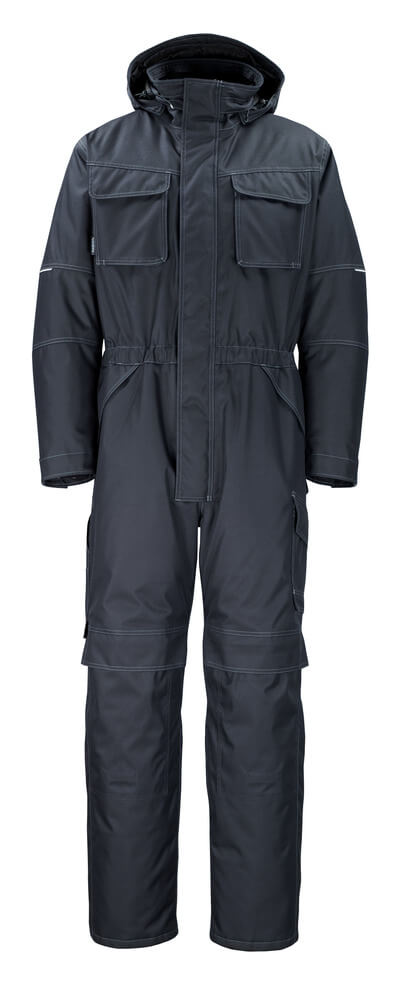 14119-194-010 Winter Boilersuit - dark navy
