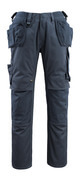 14131-203-010 Trousers with holster pockets - dark navy