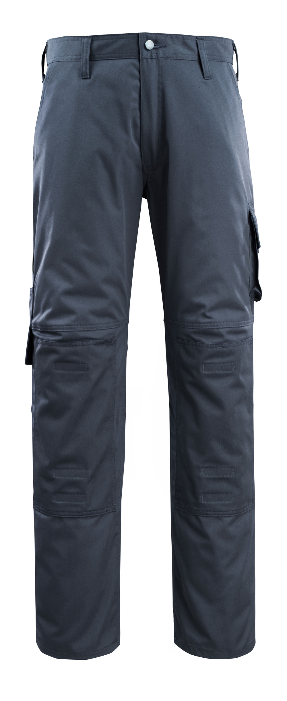 14379-850-010 Trousers with kneepad pockets - dark navy