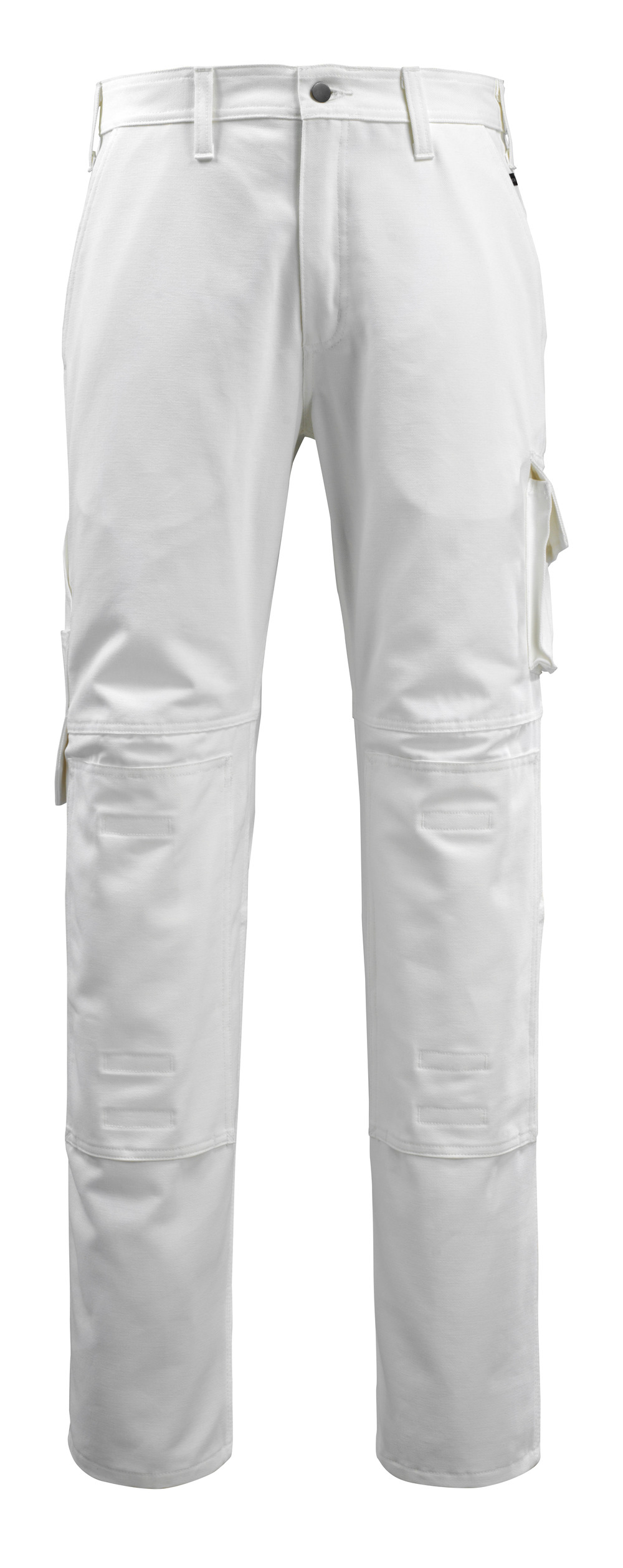14579-197-06 Trousers with kneepad pockets - white