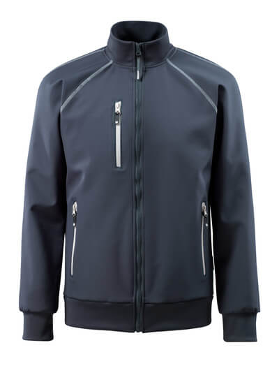 15202-220-010 Softshell Jacket - dark navy