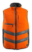 15565-249-1418 Winter Gilet - hi-vis orange/dark anthracite