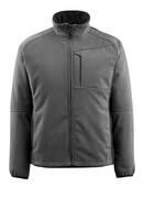 15603-259-1809 Fleece Jacket - dark anthracite/black