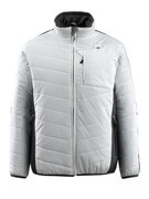 15615-249-0618 Thermal Jacket - white/dark anthracite