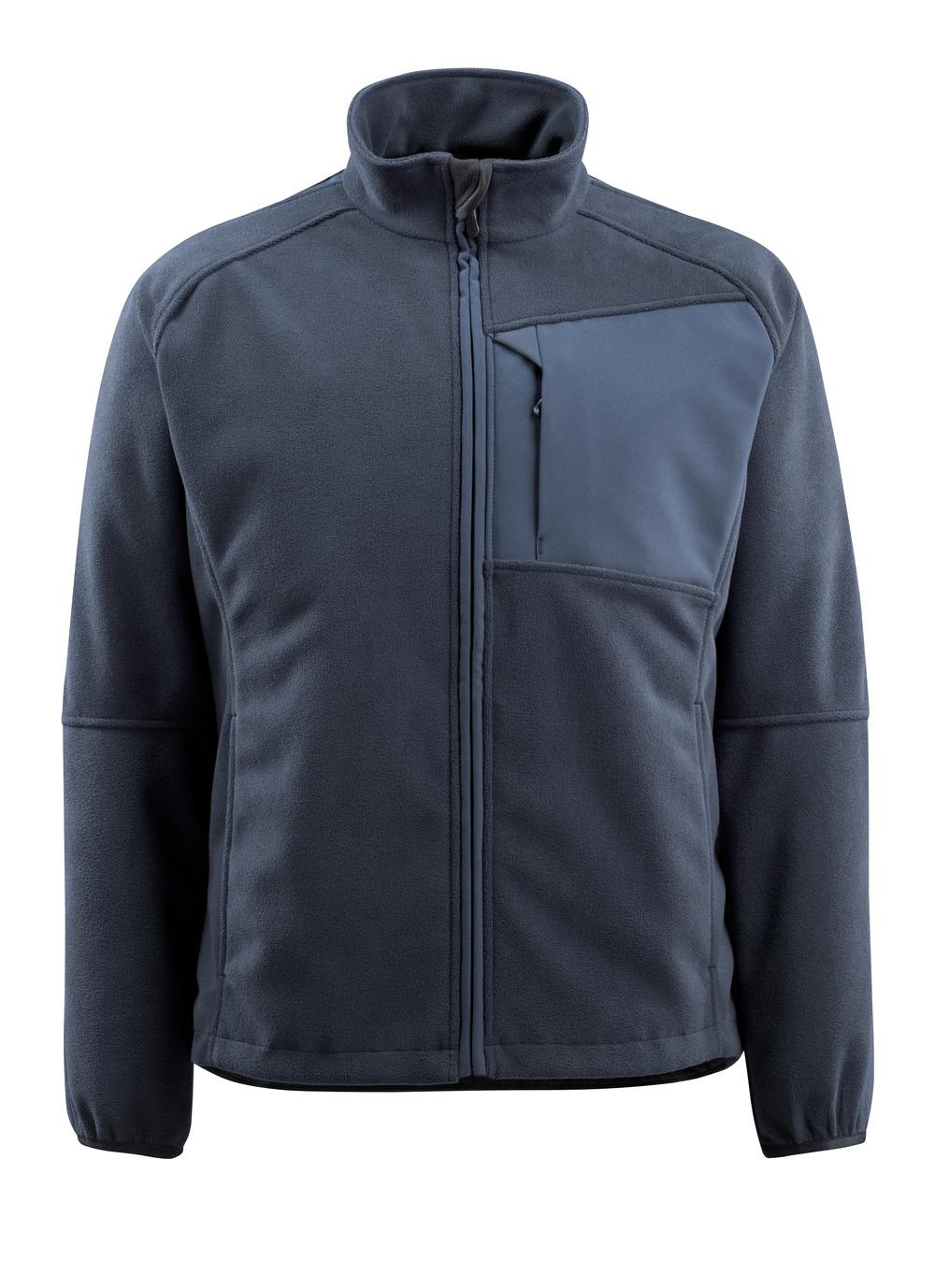 15703-259-010 Fleece Jacket - dark navy