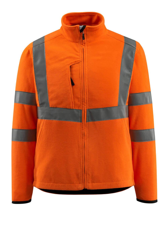 15903-270-14 Fleece Jacket - hi-vis orange