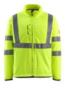 15903-270-17 Fleece Jacket - hi-vis yellow