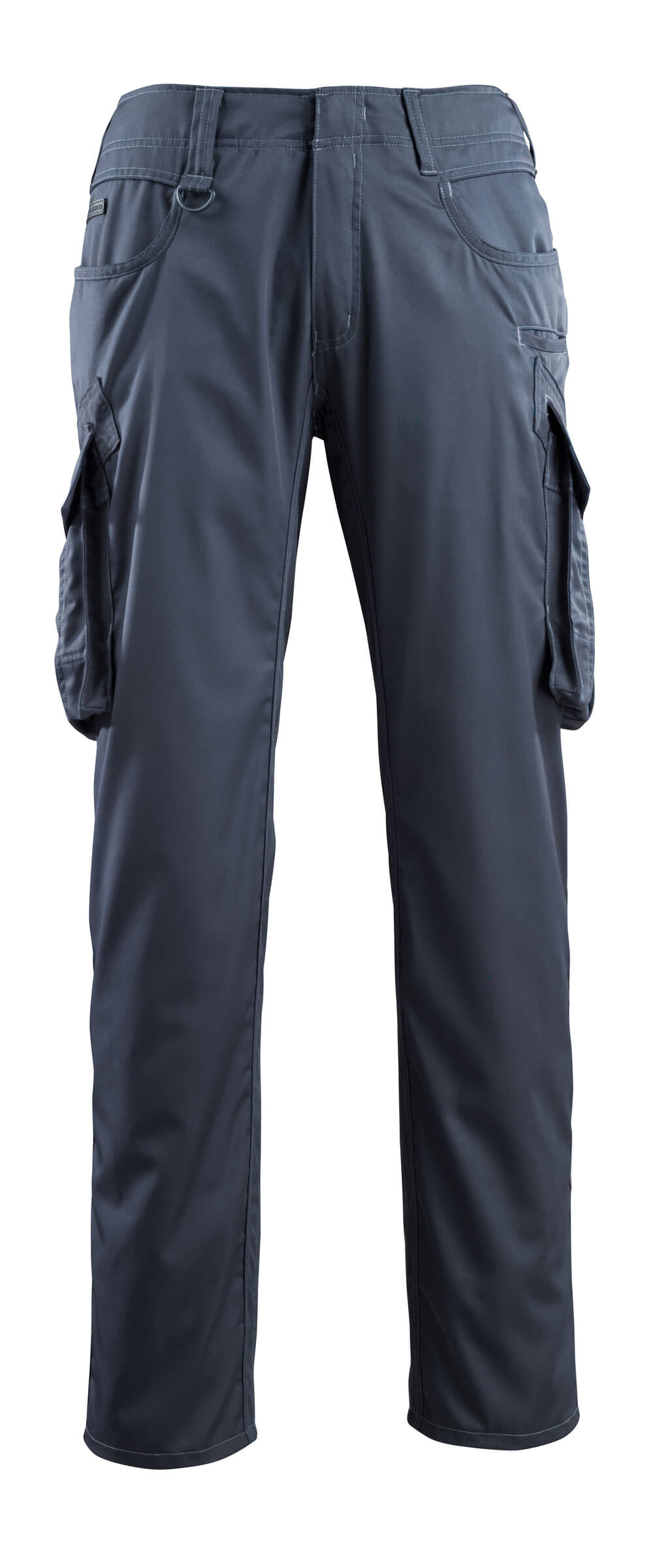16179-230-010 Trousers with thigh pockets - dark navy