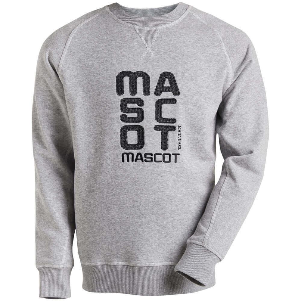 17084-830-08 Sweatshirt - grey-flecked